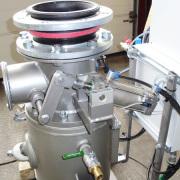Mini Druckgefäßförderer RDS30