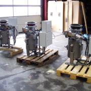 3 Mini Druckgefäßförderer RDS30